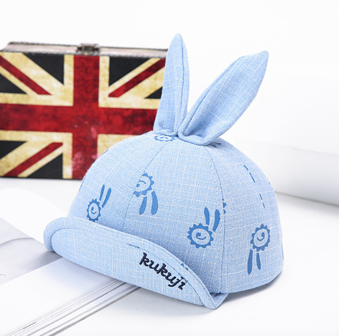 Cute Rabbit Ear Children Cap