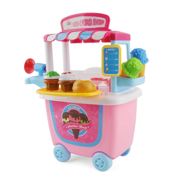Kids Simulation Ice Cream Shop Role play Gift