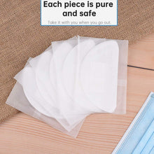 Load image into Gallery viewer, 50pcs Disposable Replacement Mask Pad