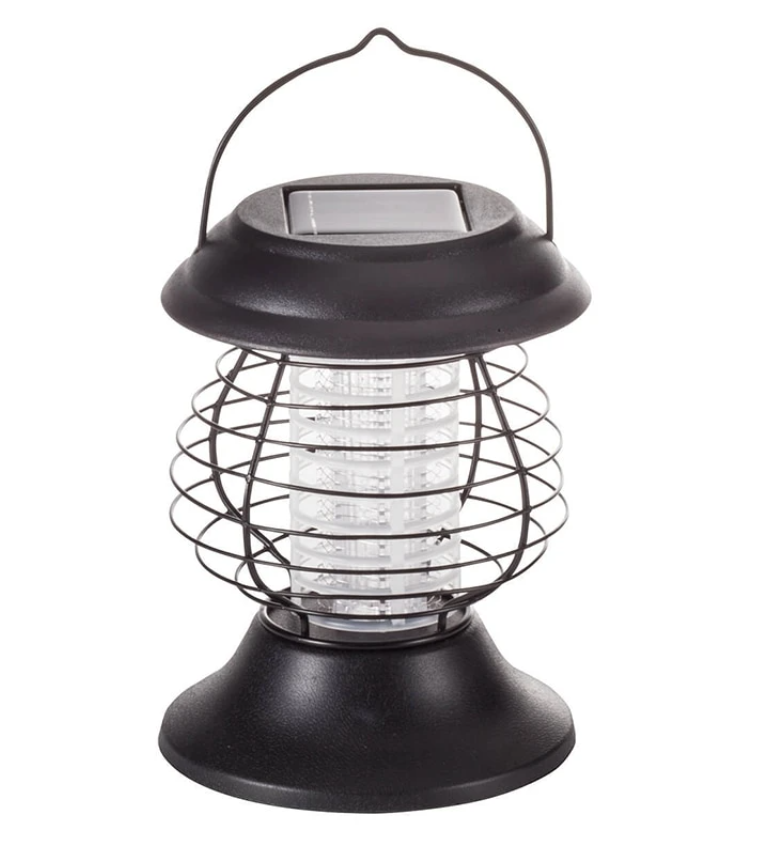 Outdoor Solar Mosquito Outdoor Pest Fly Killer Lamp