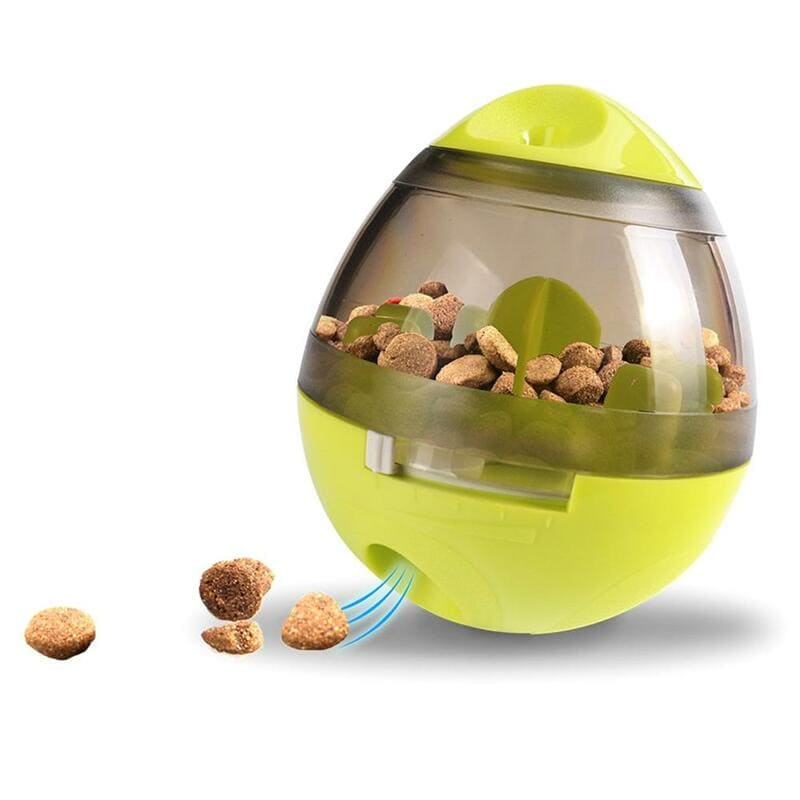 Dog Treat Ball Food Dispenser Slow Feeder