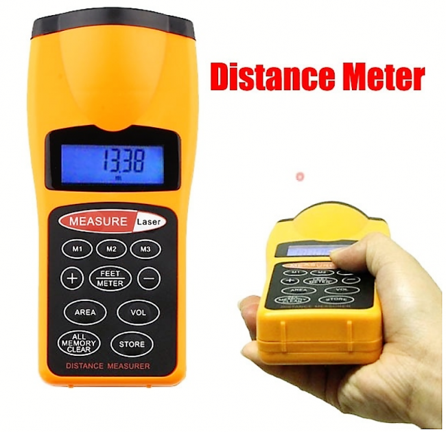 Professional Laser Measurer