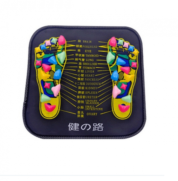 Reflexology Walk Stone Foot Massager Mat