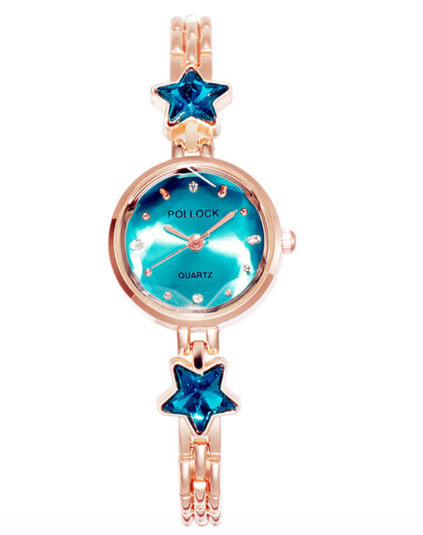 Star Bracelet Women Watch