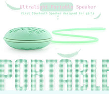 Load image into Gallery viewer, Macaron Mini Wireless Bluetooth Speaker
