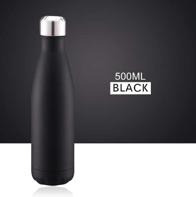 Personalised Insulated Stainless Steel Water Bottle