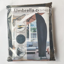 Load image into Gallery viewer, Waterproof Outdoor Umbrella Parasol Cover