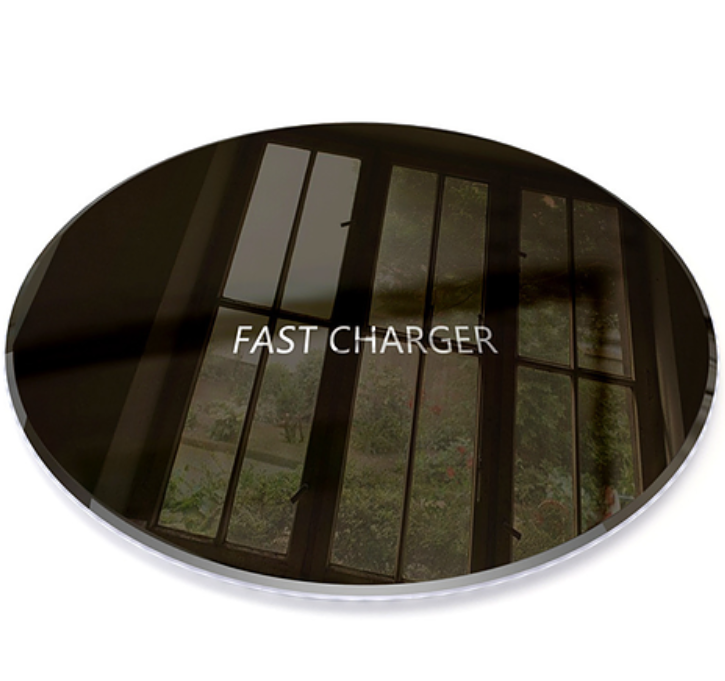 Wireless Charger Aviation Aluminum Fast