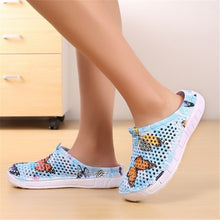 Load image into Gallery viewer, Women Beach Sandals Hollow-out Slippers