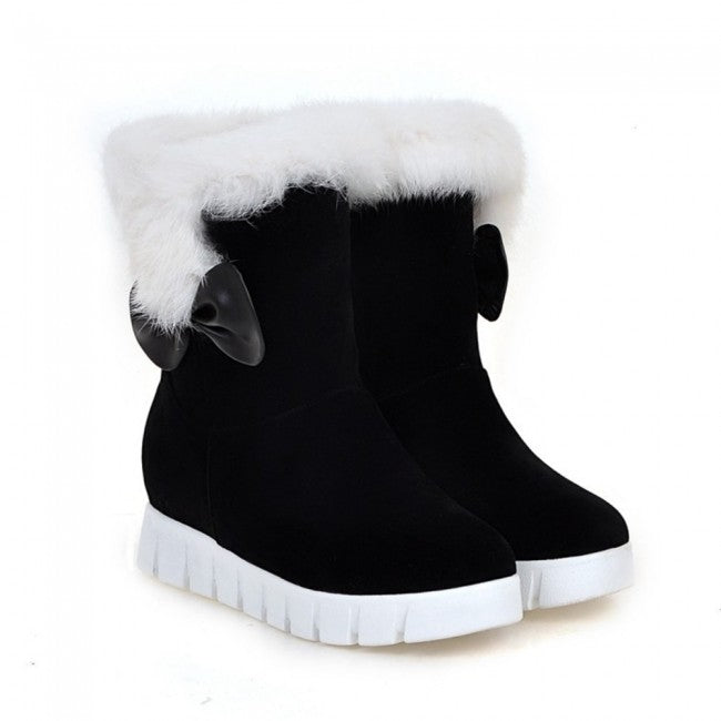 Women Snow Boots Warm Cotton Boots