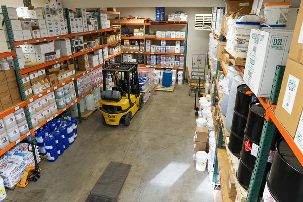 ATP Chemical Warehouse (Partial)