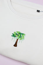 Load image into Gallery viewer, Men's Tree Sweatshirt - Off White