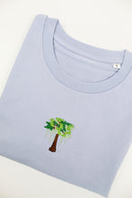 Load image into Gallery viewer, Women's Tree T-Shirt - Blue