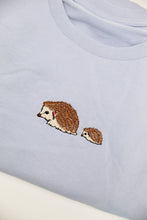 Load image into Gallery viewer, Men's Hedgehog T-Shirt - Blue