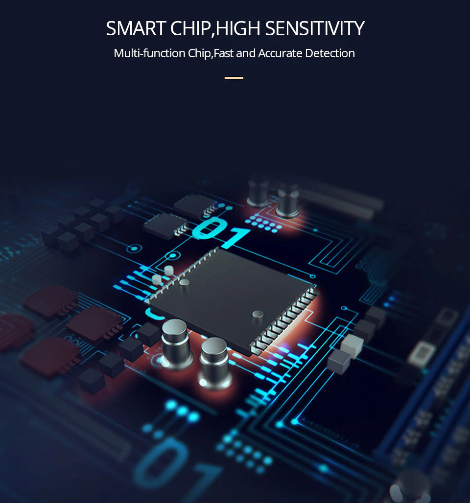 Smart Chip, High Sensitivity, Multi-function Chip, Fast and accurate Detection