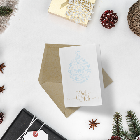Luxe Classic Christmas Cards