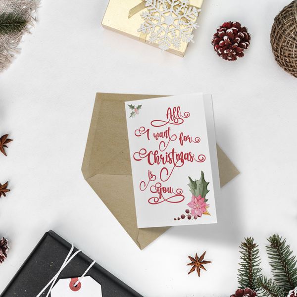 Luxe Modern Christmas Cards