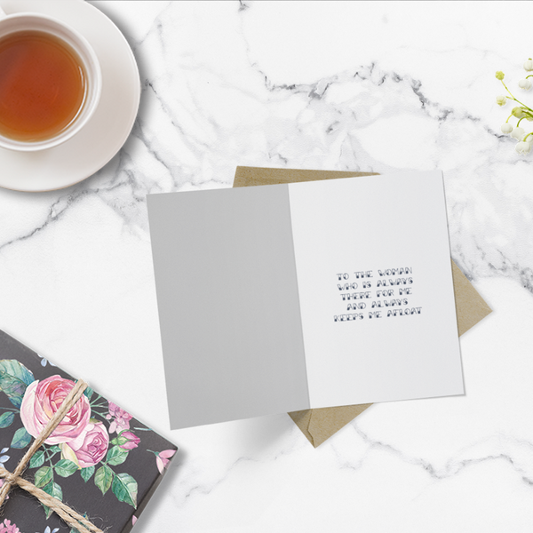 Luxe Greeting Card - Mother's Day - Lifesaver