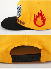 ACE snapback side view