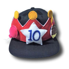 Birthday PlayCap starter set (customizable)