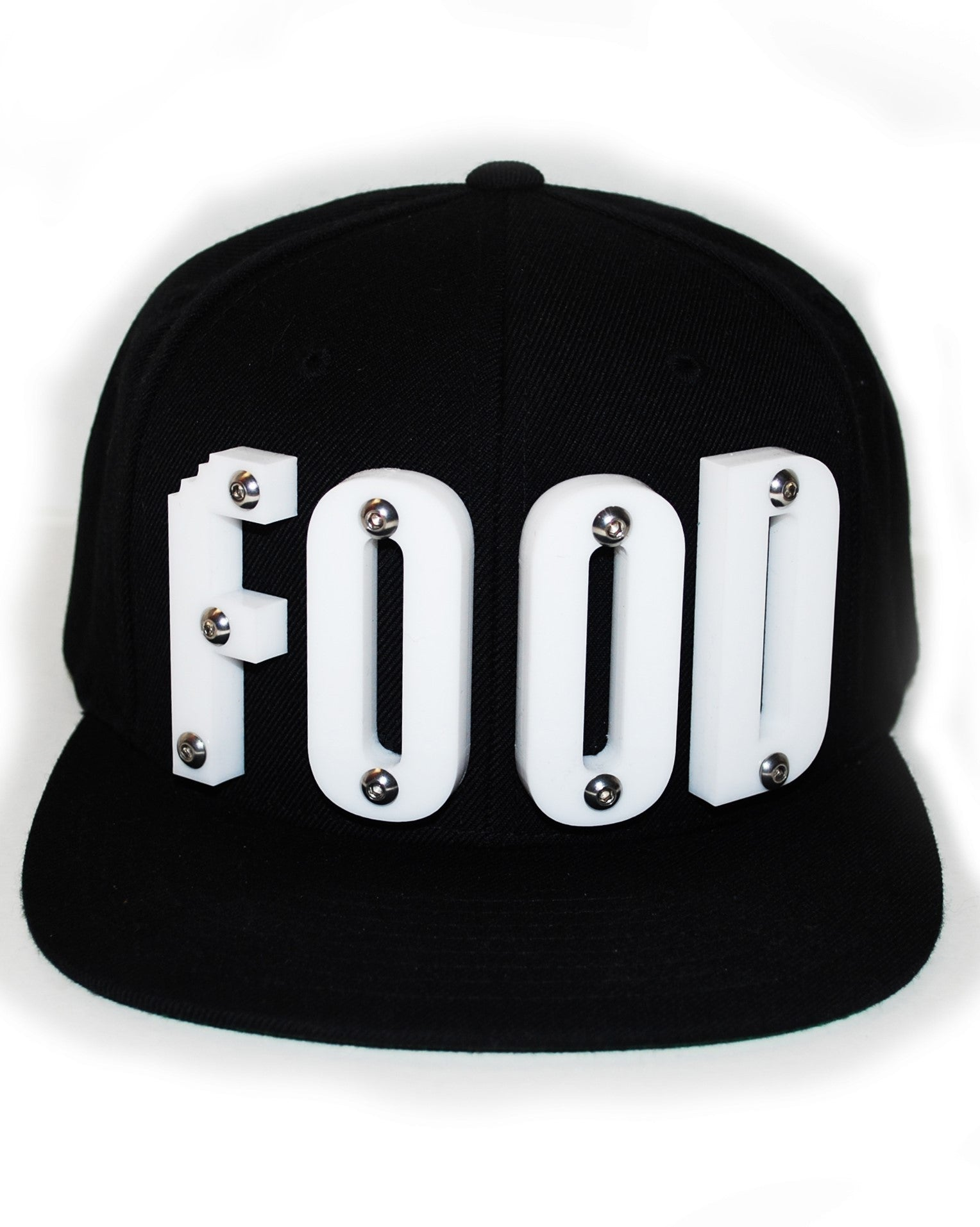 FOOD snapback (sample)