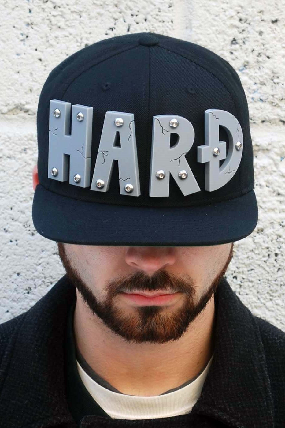 HARD snapback (sample)