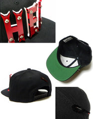 HELL snapback multi view