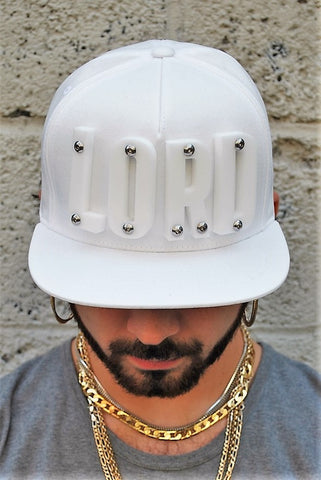 LORD snapback (sample)