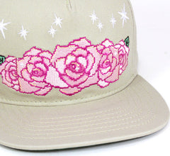 Kawaii snapback close up
