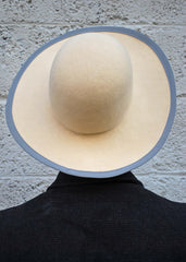 Halo rabbit felt hat
