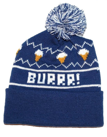 BURRR knit hat (kids)