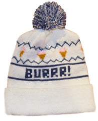 BURRR knit hat