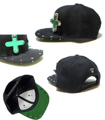 Chomp 2 snapback multi view