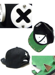 Chomp 3 snapback multi view