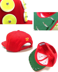 Chomp 4 snapback multi view