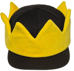 Crown snapback yellow