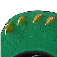 Chomp snapback 24 karat teeth