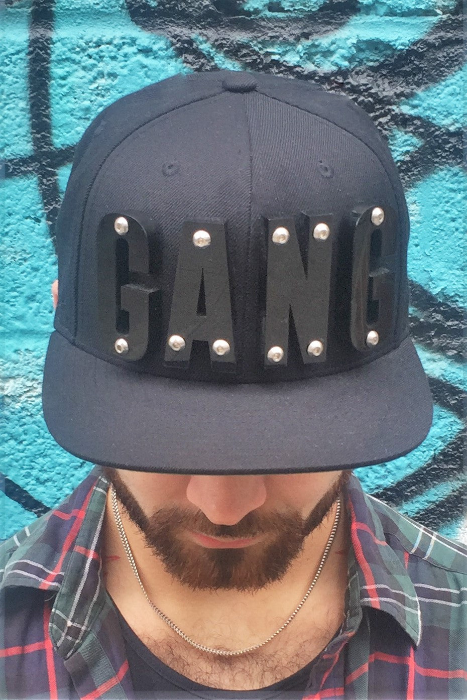 GANG snapback (sample)