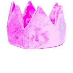 Plush crown