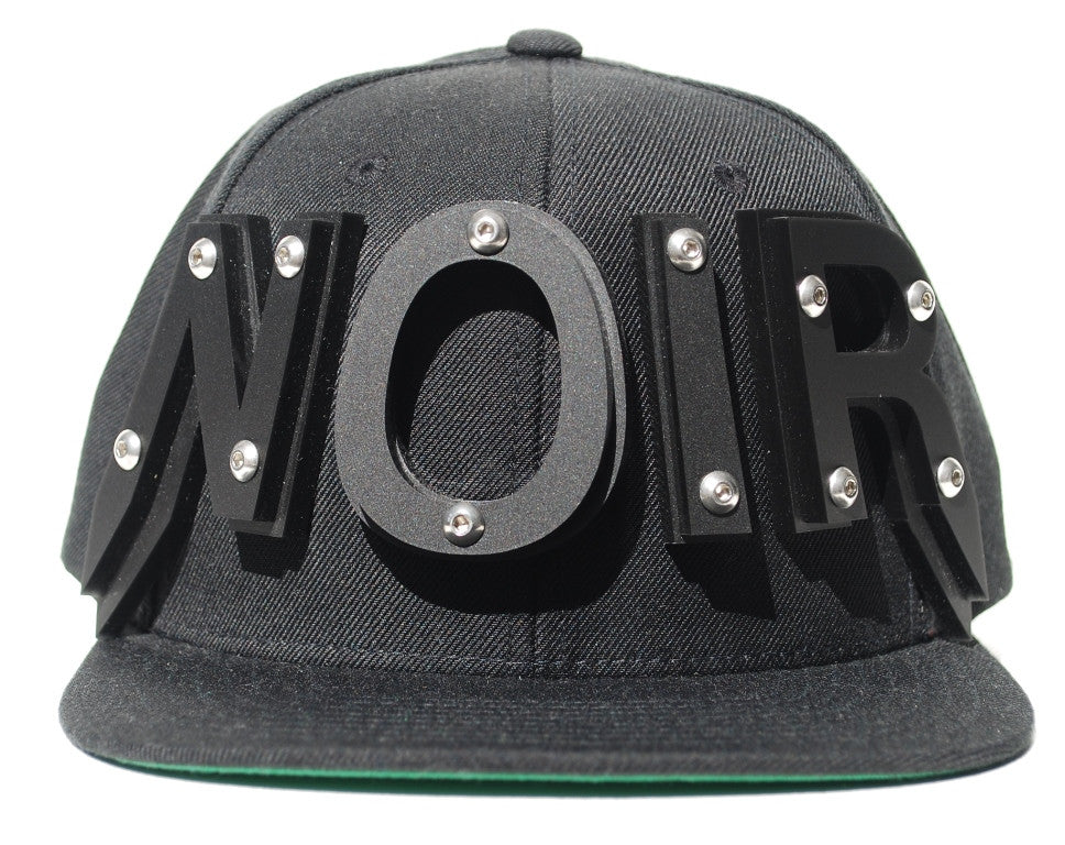 NOIR snapback (sample)