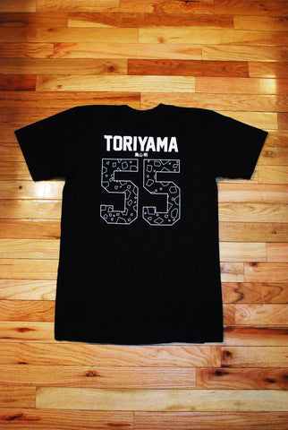 Team Toriyama T-shirt