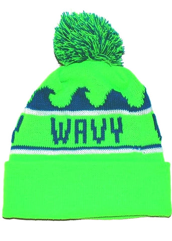 WAVY knit hat (kids)