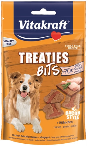 Vitakraft Treaties Bits  Kip 120 GR