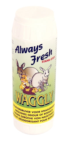 Waggly Always Fresh Stankstop 500 GR