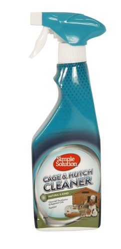Simple Solution Cage & Hutch Cleaner 500 ML