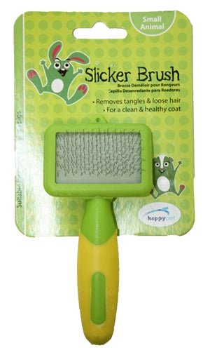 Happy Pet Knaagdier Slicker Brush 12X6X2 CM