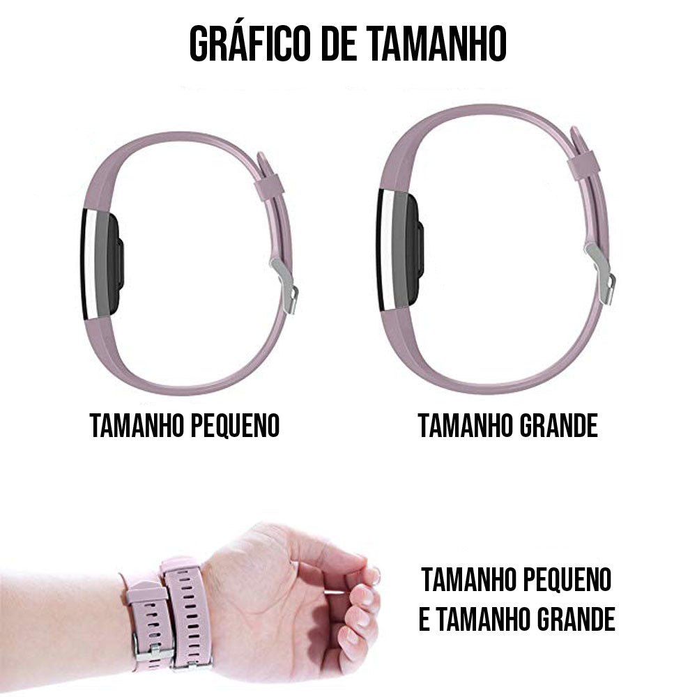 Fitbit Charge 2 - Pulseira