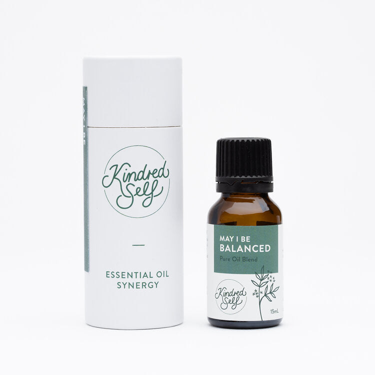 Kindred Self Pure Essential Oil Blend - 'May I Be Balanced'