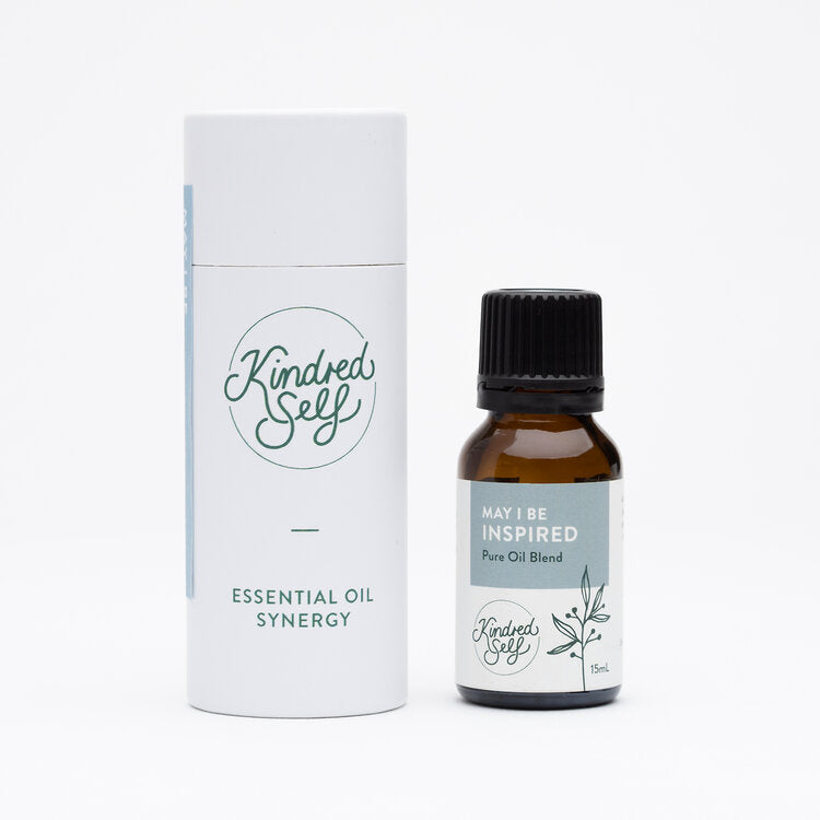 Kindred Self Pure Essential Oil Blend - 'May I Be Inspired'