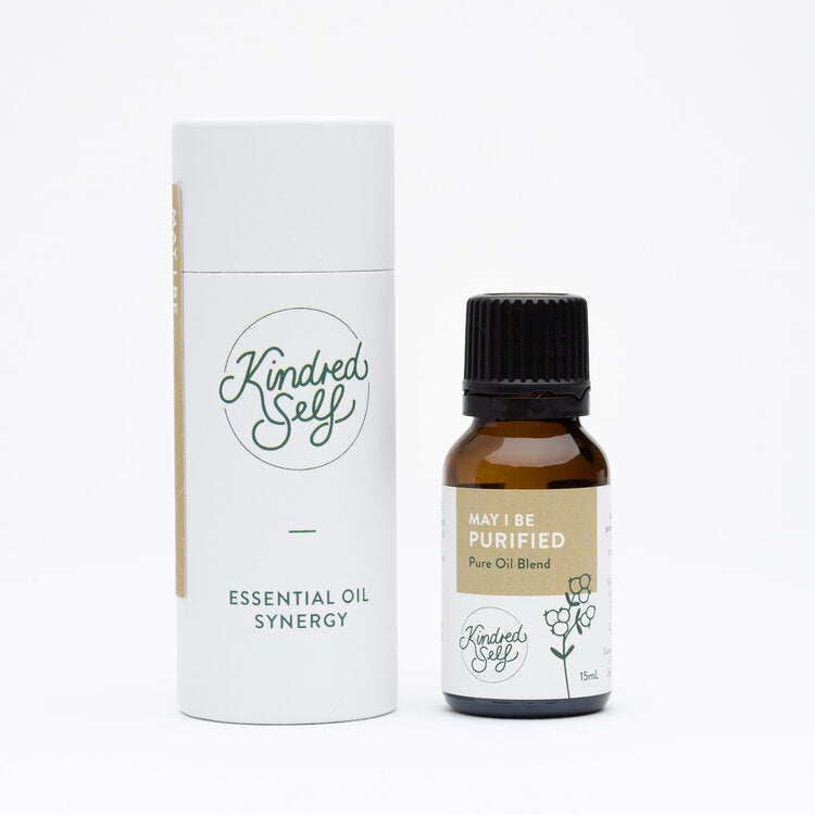 Kindred Self Pure Essential Oil Blend - 'May I Be Purified'